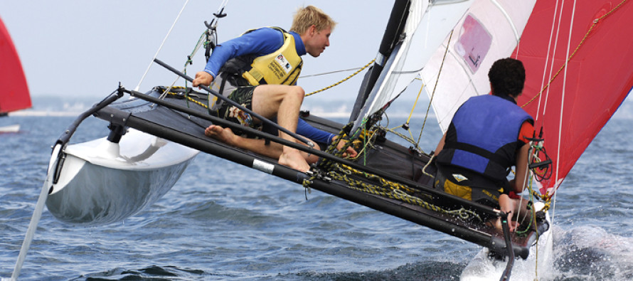 Sept 24: 44th Hobie 16 Championship Race Day 4 Forecast