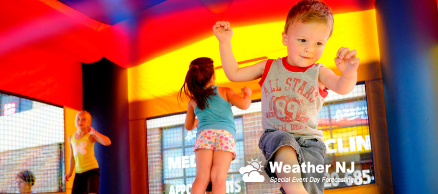 Weather NJ's Official Oradell Family Day 2014 Forecast!