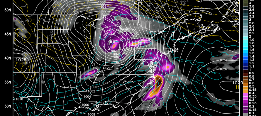 Nov 20: Massive Great Lakes Storm Expected!