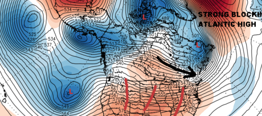 Feb 4: Arctic Front + Ocean Effect + Overrunning = Potential for Snow Beginning Sunday!