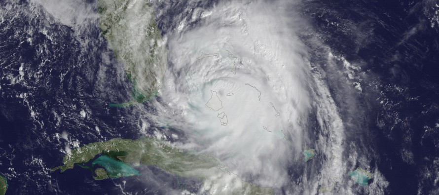 Oct 6: Matthew Approaches the Southeast US