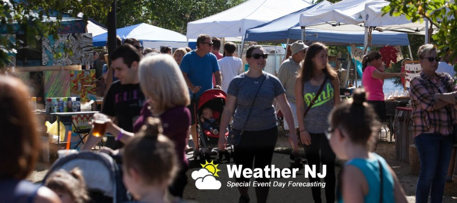 Great Conditions Expected for The Makers Festival!