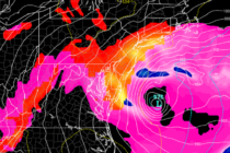 Nov 26: Coastal Winter Storm Becoming Likely
