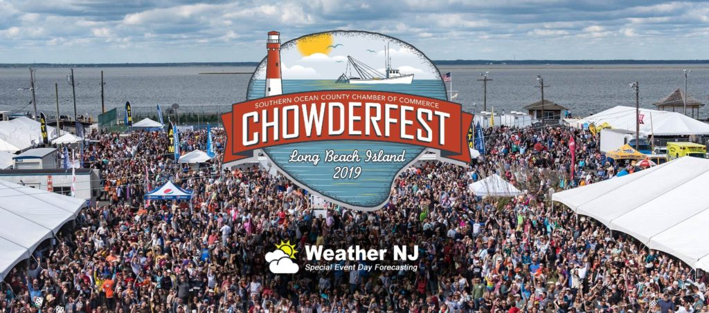 Perfect Chowderfest Weather – This Weekend!